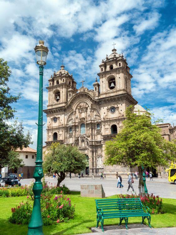 Église de la Compagnie de Cuzco