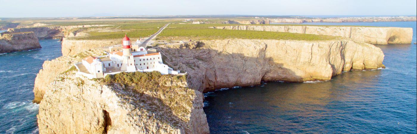 Cap Saint-Vincent à Sagres