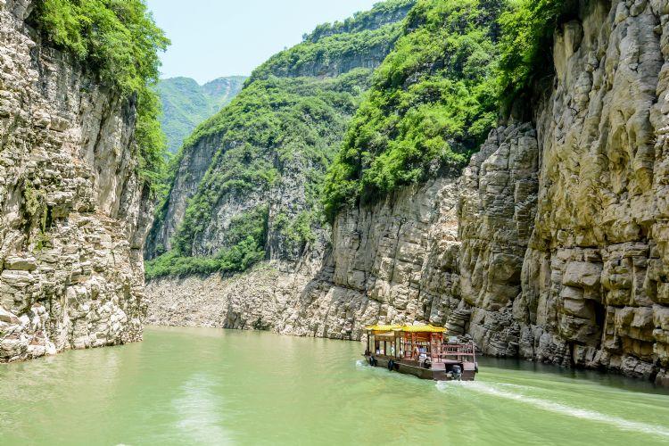 Les Trois Petites Gorges sur le Yang Tsé