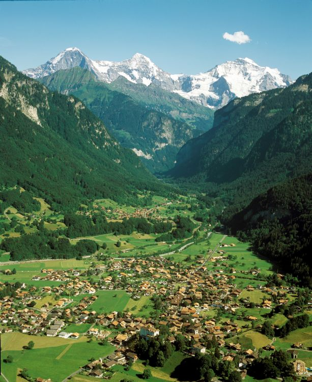 La Jungfrau