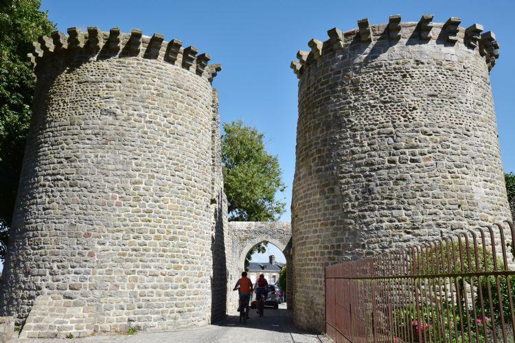 Tours Guillaume à Saint-Valery-sur-Somme